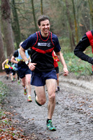 Sunday Cross Country League Watford Dec 2014