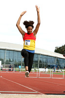 Southern Athletics League Lee Valley Apr 2014