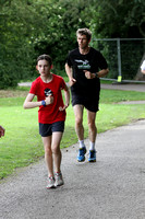 St Albans Park Run 23rd Jun 2012