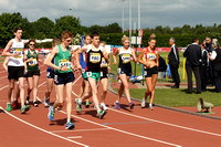 U20 U23 Athletic Championship 2012