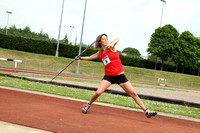 Southern Athletics League Ware  May 2014